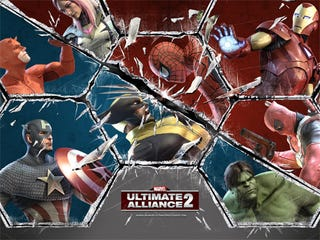Illustration for article titled Marvel Ultimate Alliance 2 Review: It Takes Two, Baby