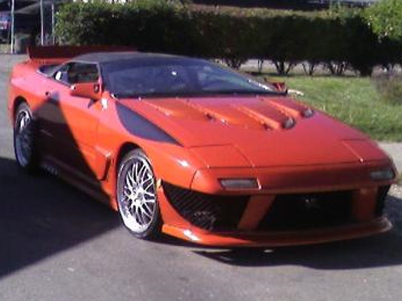 Illustration for article titled Backyard Lambo Of The Day: The Lam-Bro-Ghini