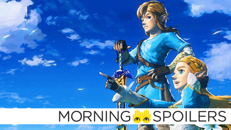 Could a new adventure for Link and Zelda be on the horizon?