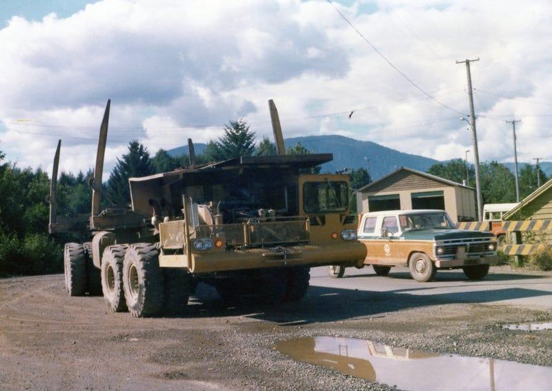The third truck, I believe