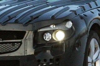Illustration for article titled 2012 Mercedes SL Spied In Sweden