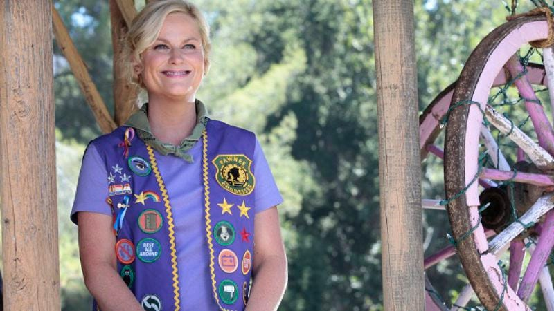 """Illustration for article titled Parks And Recreation: """"Pawnee Rangers"""""""