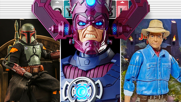 Galactus Hungers for Your Wallet, and More Giant-Sized Toys of the Week