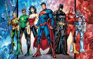 Illustration for article titled IF there is a Justice League movie,