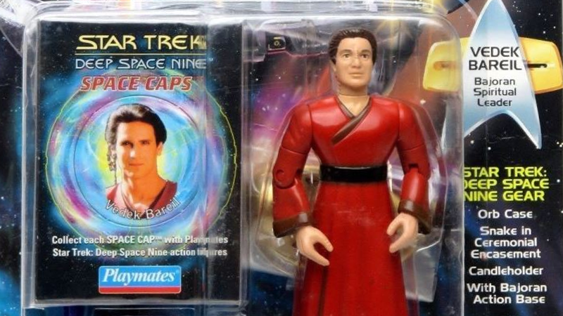 I mean, let's be real: who among us doesn't own a few action figures of spiritual leaders?