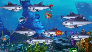 Illustration for article titled It's Domino Shark Week On Xbox Live Arcade