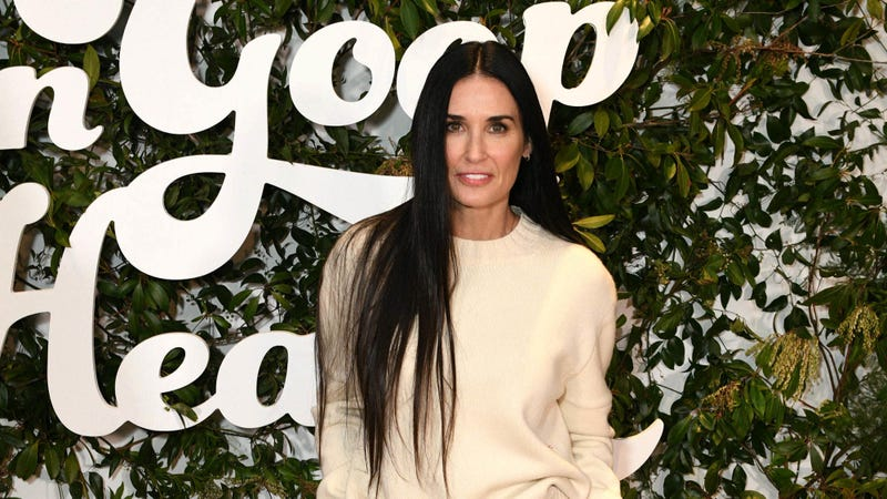 "Illustration for article titled Demi Moore to release ""deeply candid and insightful"" memoir later this year"