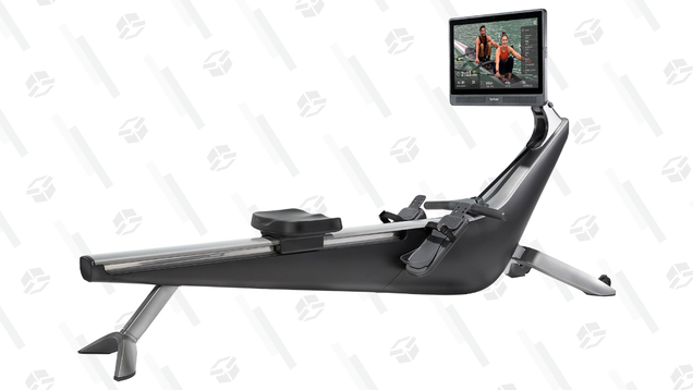Row With a Remote Crew From Home With the Hydrow Connected Rower, Now $250 Off