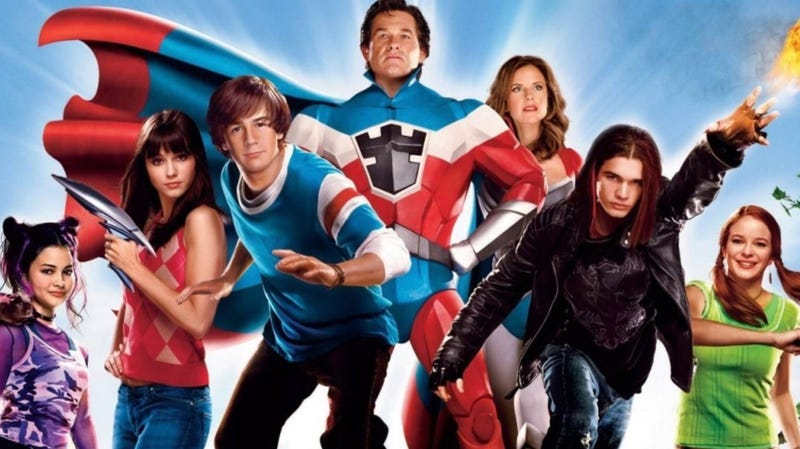 2005's Sky High is a highly underrated superhero film.