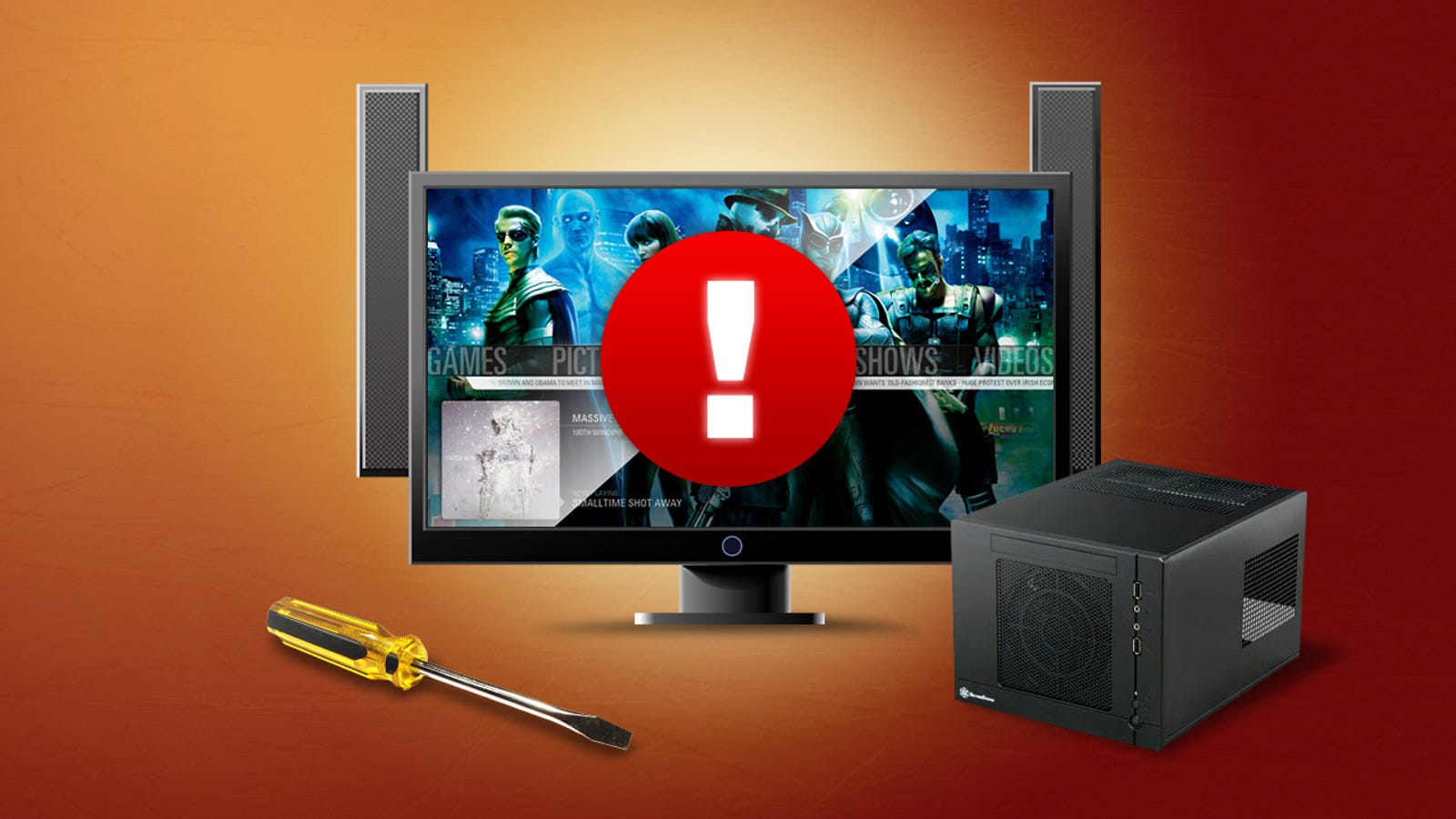 the six biggest media center annoyances and how to fix them