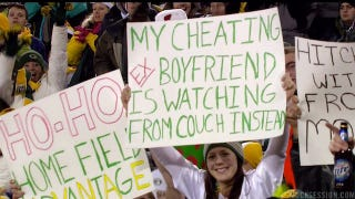 Illustration for article titled Green Bay Packers Fan Exacts Phenomenal Revenge On Ex-Boyfriend