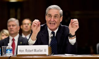 Illustration for article titled Our Lies Are This Big, Says FBI Director Mueller