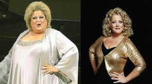 Illustration for article titled Opera Singer Is Rehired After She Loses Over 100 Pounds Through Gastric Bypass