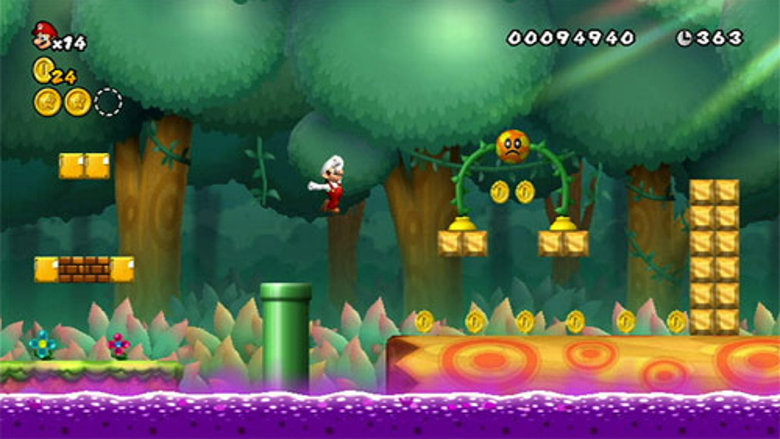 New Super Mario Bros  Wii Review: Go Buy A Wii