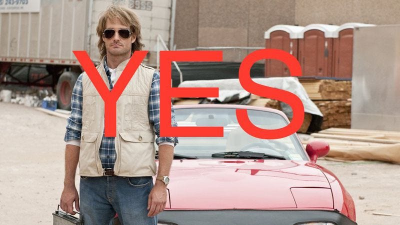 Illustration for article titled UPDATED: MacGruber 2 is not only happening, it might have already happened
