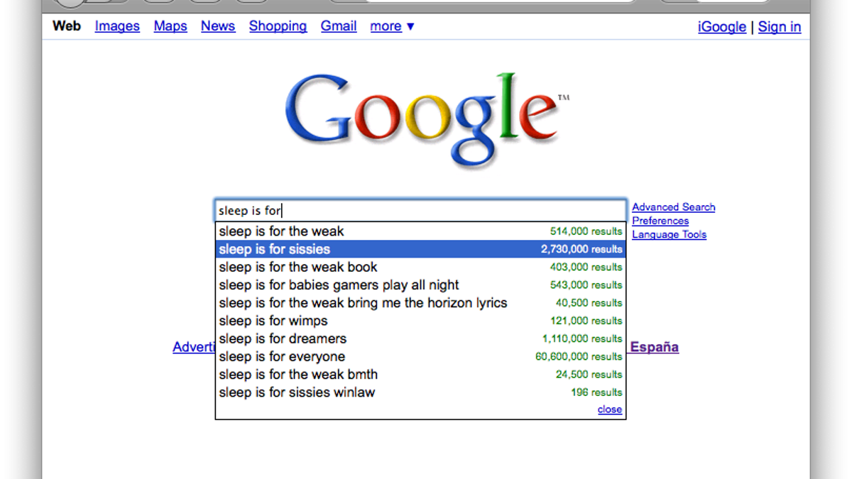Google Proves Humanity Is Sick and Sad, Yet Absolutely Hilarious
