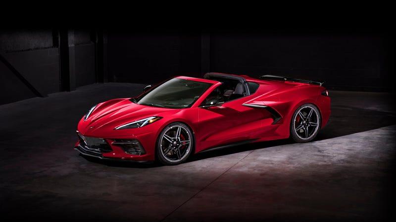 C8 Corvette Design Director: 'Design It For A 10-Year-Old Kid'