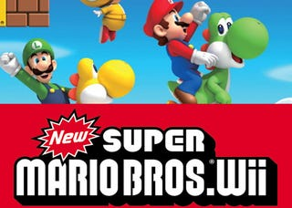Illustration for article titled Frankenreview: New Super Mario Bros. Wii