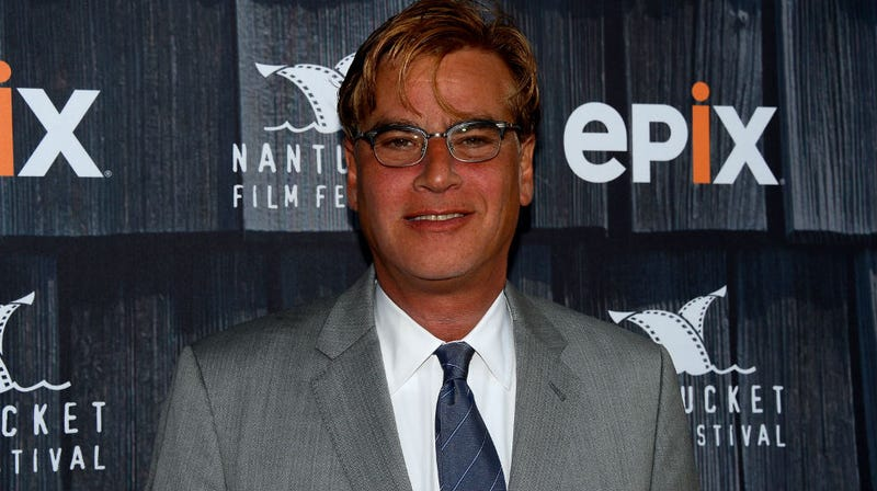Illustration for article titled Aaron Sorkin Is Hurt You ThinkThe Newsroom is All About Him