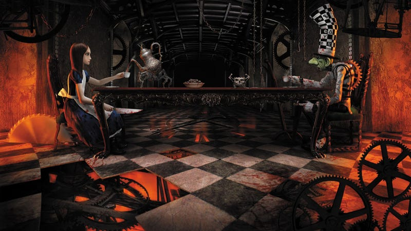 Illustration for article titled American McGee's Alice Returns In Time For Alice: Madness Returns