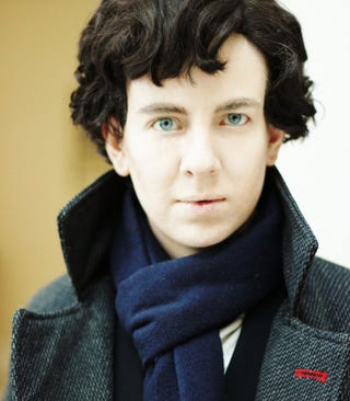 Illustration for article titled Sherlock Already Knows You're Into His Cosplay