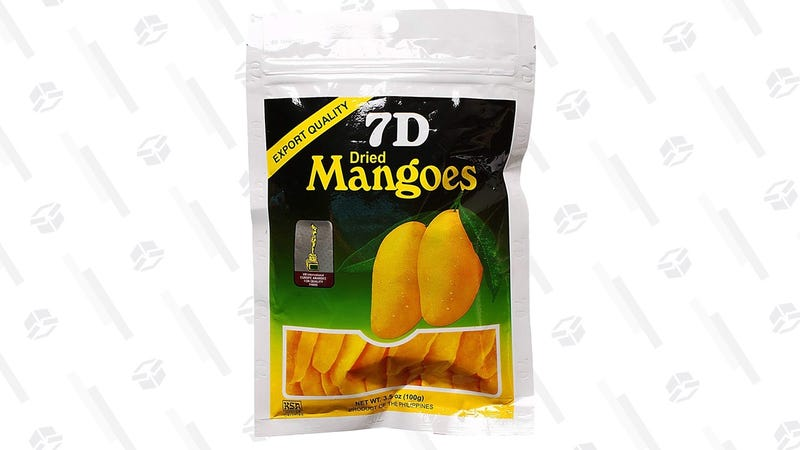 7D Dried Mangoes 6-Pack | Amazon7D Dried Mangoes | Amazon