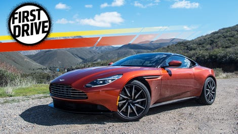 Here S How The Aston Martin Db11 V8 Really Compares To The V12
