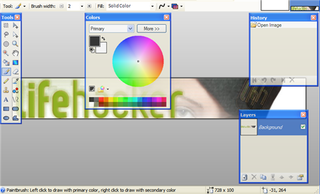 Illustration for article titled Download of the Day: Paint.NET 3 (Windows)