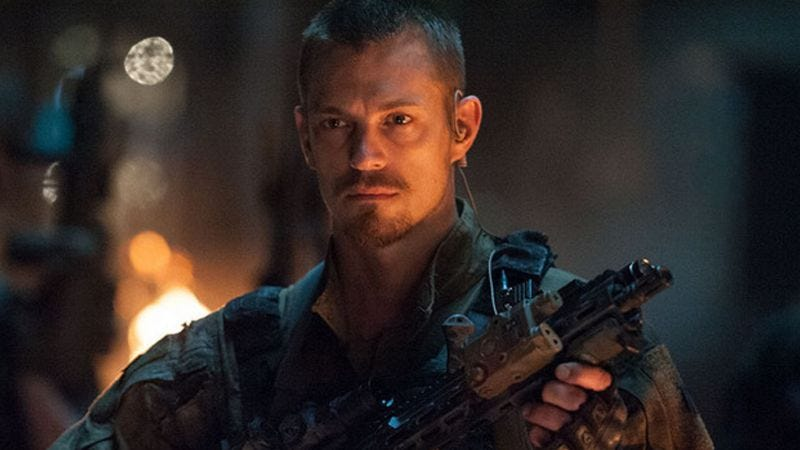 Joel Kinnaman as Rick Flag in Suicide Squad (2016)