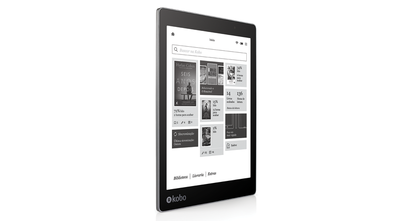 Kobo Aura One New E-Book Reader vs