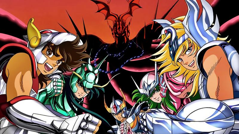 Illustration for article titled Netflix hará un remakede Caballeros del Zodíaco, el mítico anime de los 80
