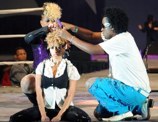 Illustration for article titled Natural Hair's Comeback on Display at Bronner Bros. Show?