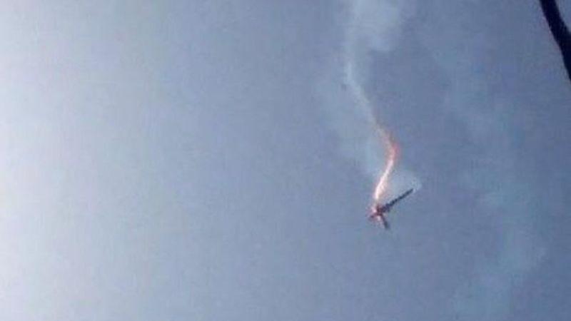 Todo lo que sabemos sobre el dron espía estadounidense derribado en Irán