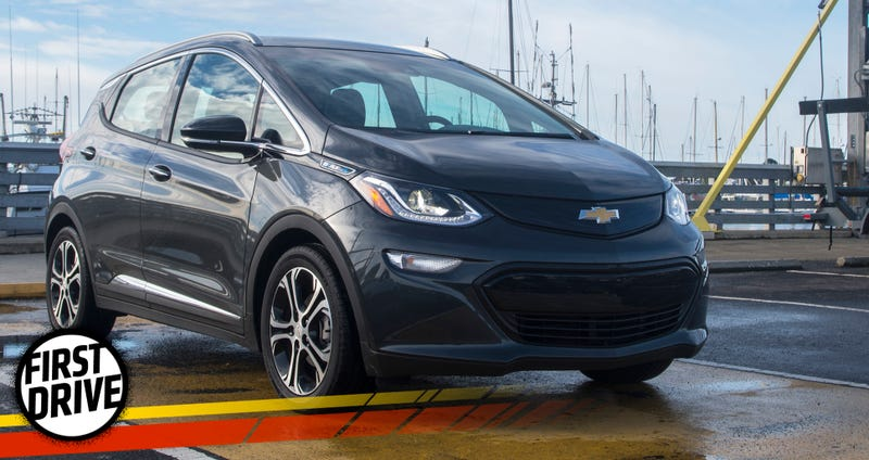 The 2017 Chevrolet Bolt May Be The Start Of The Everyday Electric