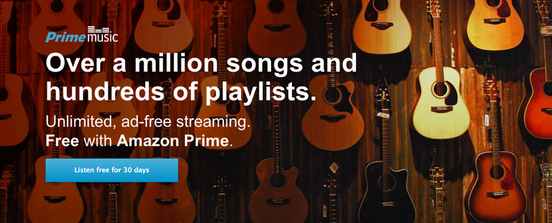 Illustration for article titled Amazon's Streaming Music Service Is Here