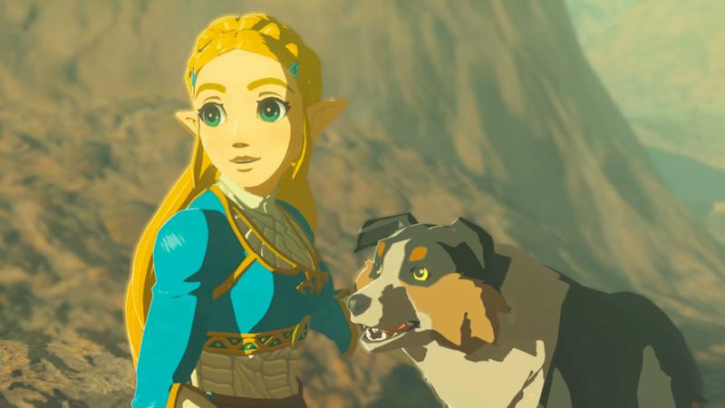 Even Zelda can't believe it!