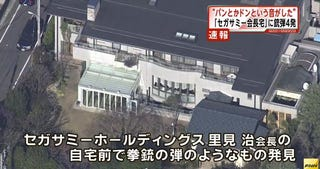 Illustration for article titled Shooting Incident Outside Sega Exec's House
