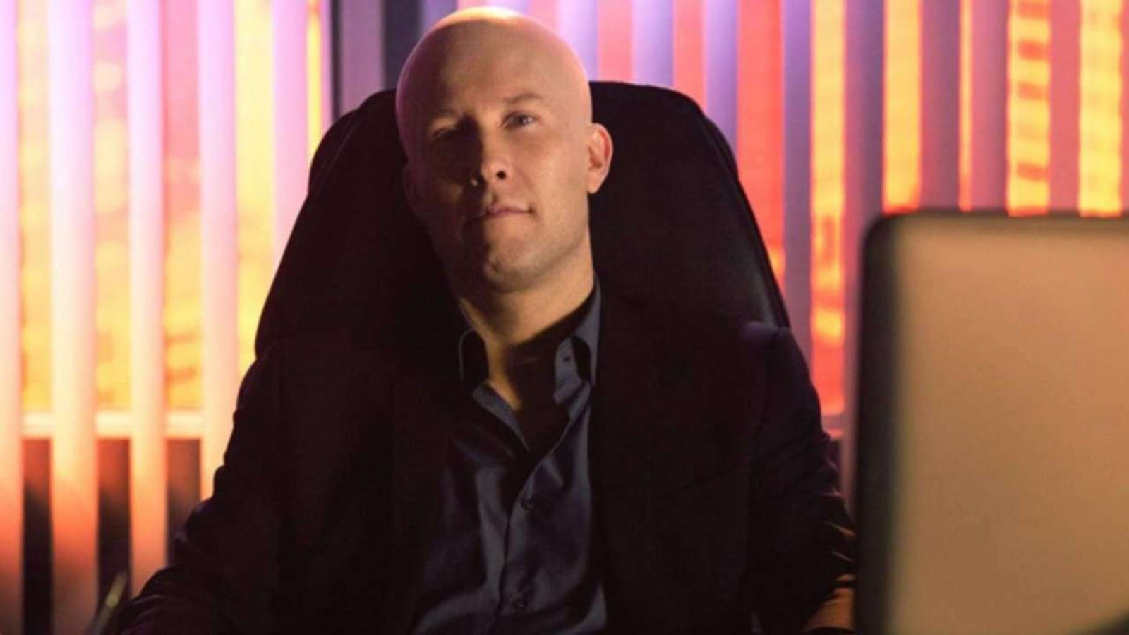 Michael Rosenbaum on Why His Lex Luthor Won't Be in Crisis on Infinite Earths