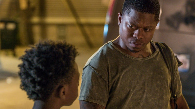 Alex Hibbert and Jason Mitchell star in The Chi (Photo: Matt Dinerstein/Showtime)