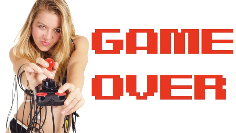 Illustration for article titled The Tragic Consequences of Mixing Love and Video Games