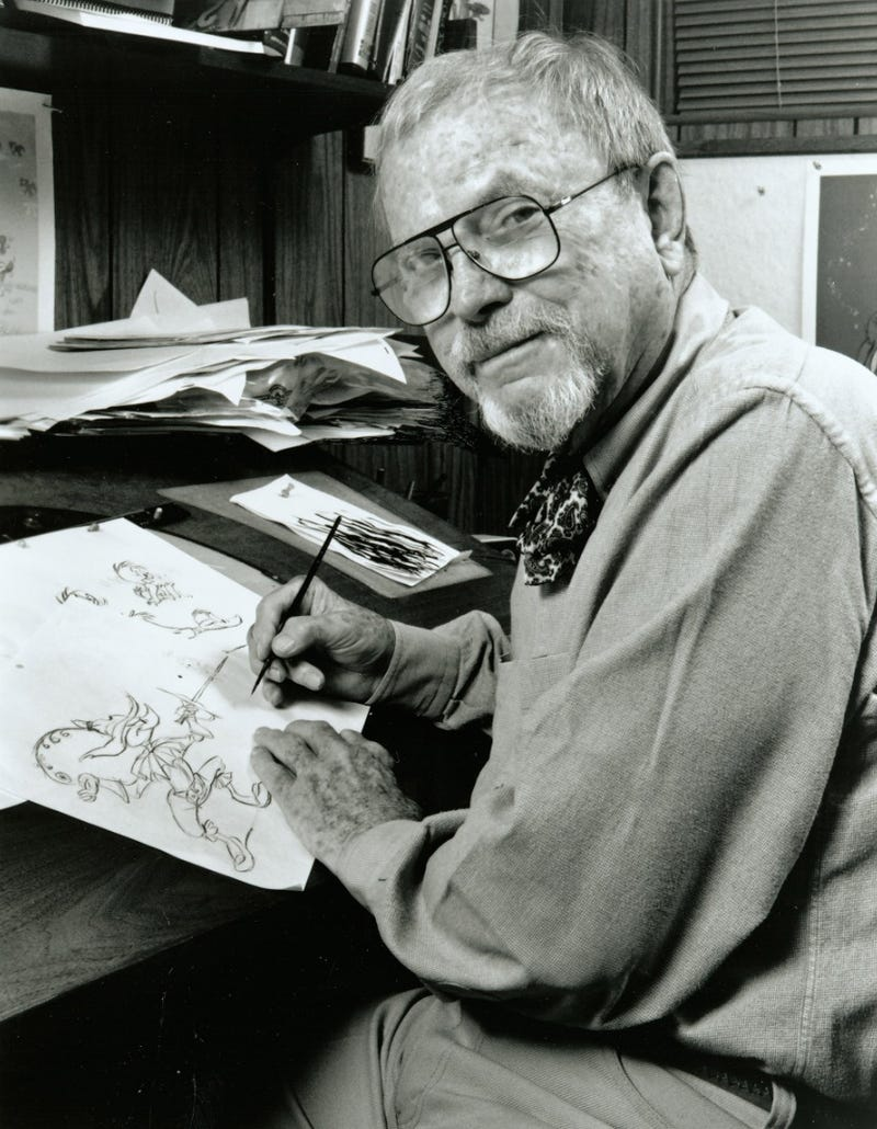 From Bugs Bunny to Wile E  Coyote: The Animation Genius of