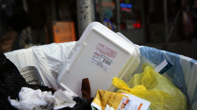 Yes, You Can Recycle Styrofoam