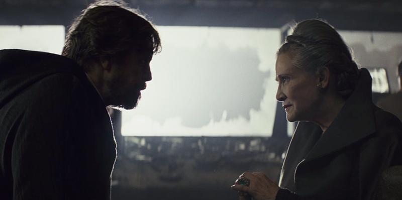 Illustration for article titled Mark Hamill y Carrie Fisher estarán en Star Wars: Episodio IX