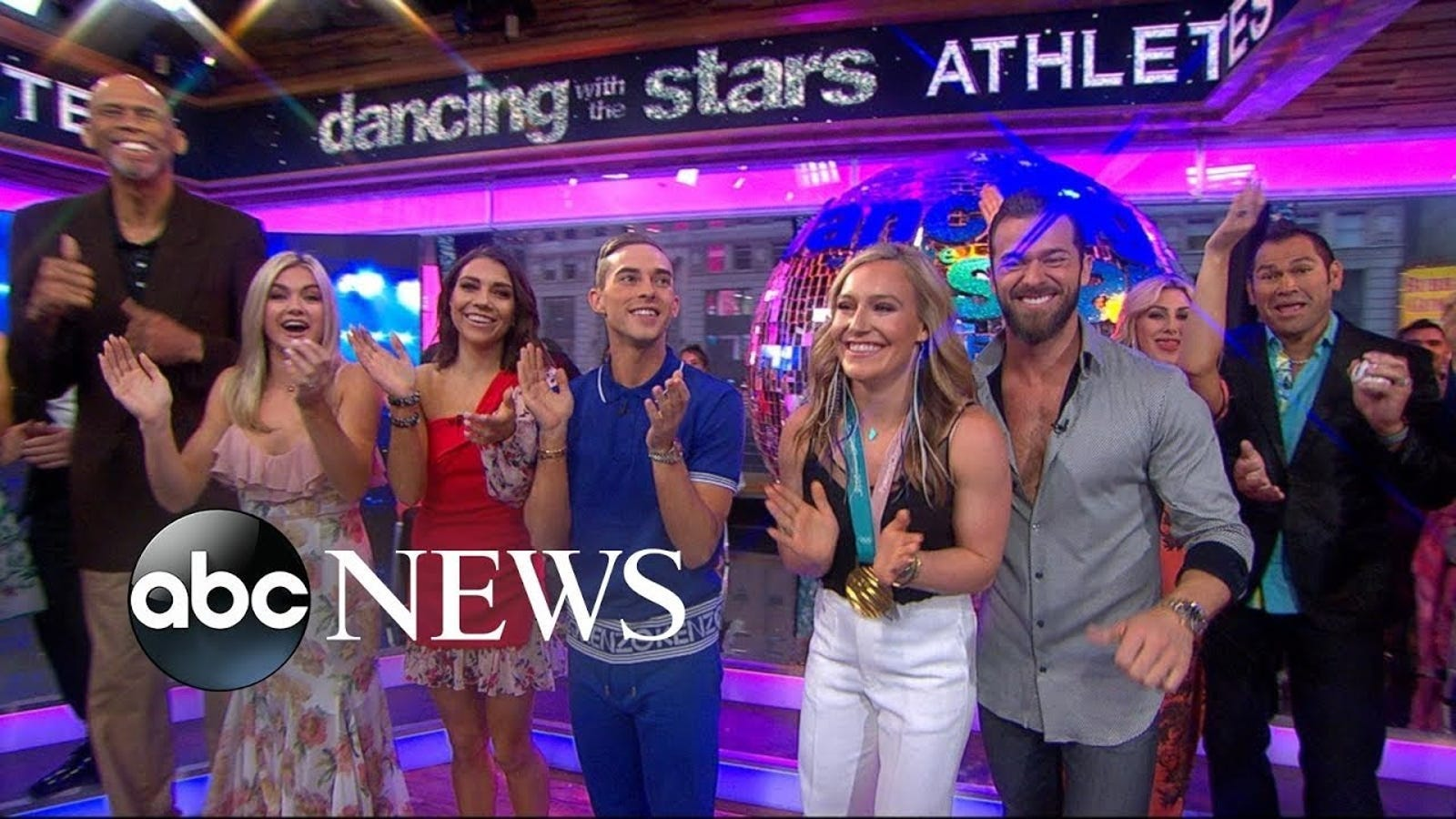 sean spicer did not make the athletes edition of dancing with the