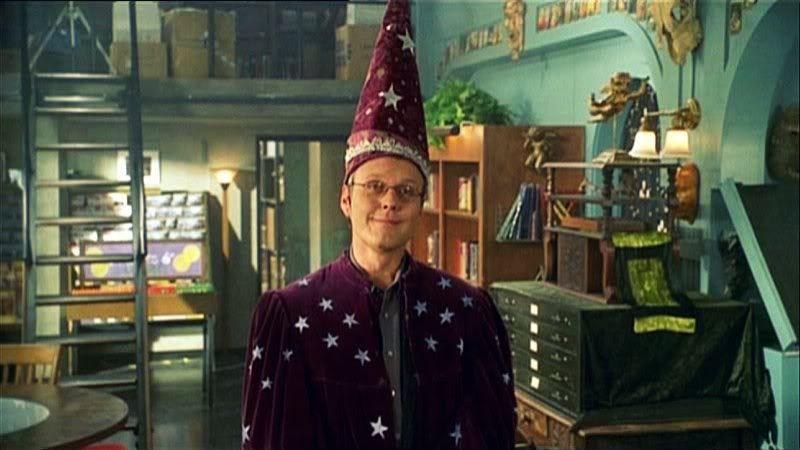 Anthony Stewart Head on Buffy The Vampire Slayer