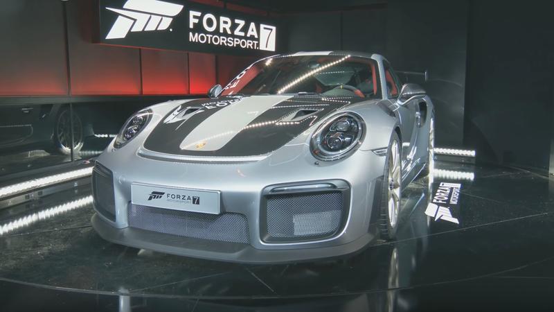 Porsche Won't Acknowledge That The 2018 911 GT2 RS Exists