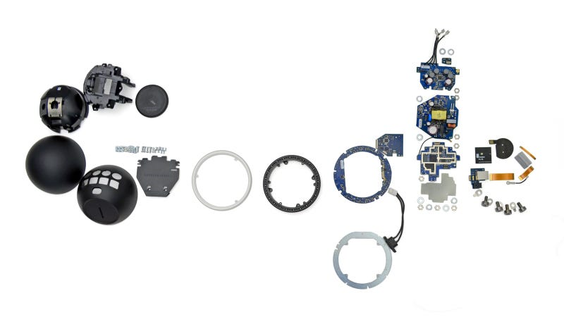 Illustration for article titled Nexus Q Teardown: Not as All-American as You Think