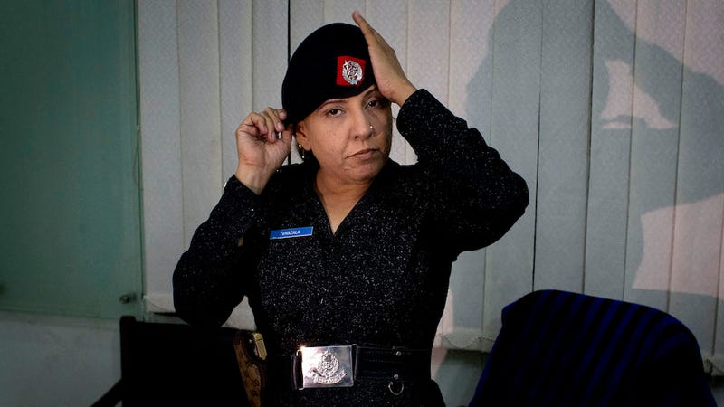 Illustration for article titled Pakistan's Largest City Appoints First Female Police Station Head