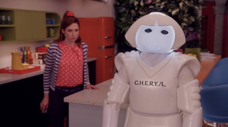 Unbreakable Kimmy Schmidts Unsung Hero Is Cheryl The Robot