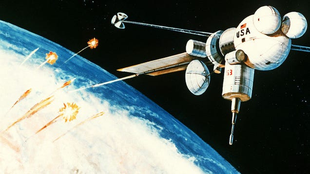 Military Officials Say We Need to Prepare for Space War